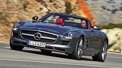 Mercedes SLS AMG Roadster - Erlebnisfahrt im Traum-Roadster