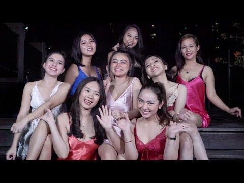 Serunya Malam-malam Adu Goyangan | Karantina Miss POPULAR 2019 - Dance Challenge