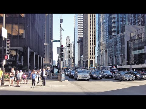 Sights & Sounds of Downtown Chicago (June 2, 2017)