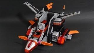 Ultraman Mebius Phoenix Nest Toy ウルトラマンメビウスよりGUYSの基地...