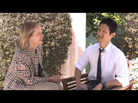 GREGG ARAKI, director of KABOOM, his film in the  selection in Cannes