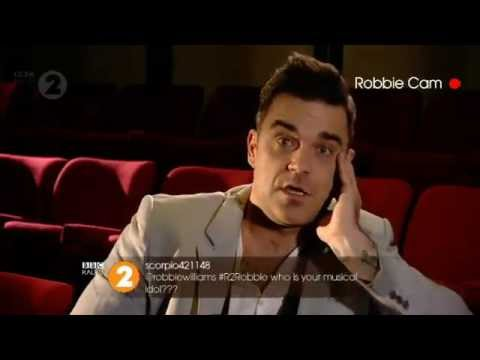 Ask Robbie Williams - Live! BBC Radio 2