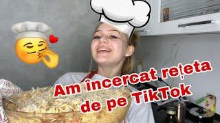 Ana in bucatarie #11 | Cea mai populară rețeta de pe TikTok?