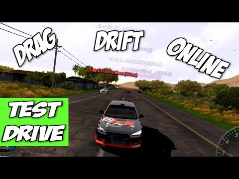 Online | Test Drive Unlimited | Drift/Drag/Top Speed