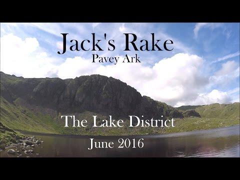 Jack's Rake, Pavey Ark
