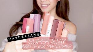 MAYBELLINE Super Stay Matte Ink ORI Lipstik Ombre