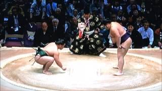 平成28年大相撲九州場所初日 Sumo -Kyushu Basho.