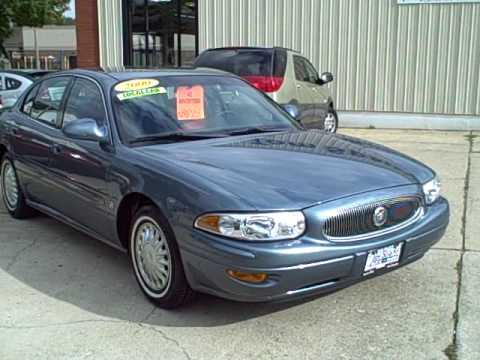 #8549 2000 Buick Lesabre Custom Dekalb Il Near Dixon ...