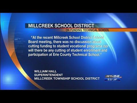 Millcreek School District & Erie County Technical School