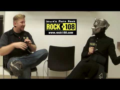 Ned-Rock 108 Interviews a Nameless Ghoul of GHOST mp3