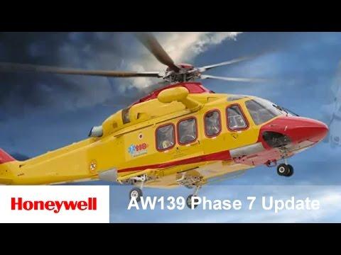 AW139 Phase 7 Update Webinar | Productivity | Honeywell