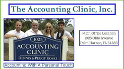 The Accounting Clinic a family business in Palm Harbor, Florida