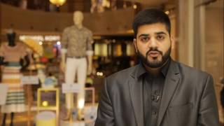Kshitiz Srinivasan - Global Luxury Brands Alumni, Pearl Academy