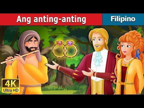 ANG ANTING-ANTING | Kwentong Pambata | Filipino Fairy Tales