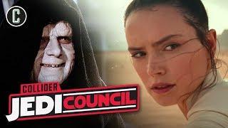 Did Palpatine Create Rey? - Jedi Council