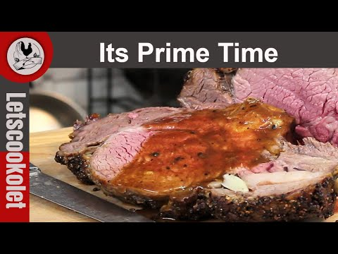 How To Make The Best Prime Rib   The Ultimate prime rib roast for Holidays \ Episode 91
