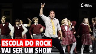 Escola do Rock - 'Vai Ser um Show' (You're in the Band)