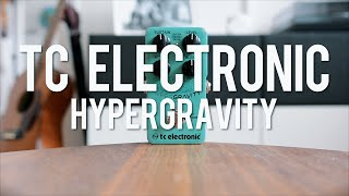TC Electronic Hypergravity Compressor (demo)
