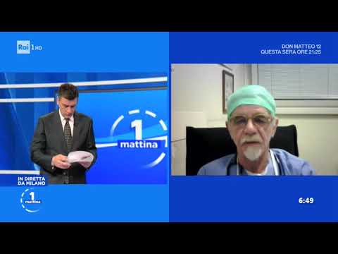I dati nazionali del Coronavirus - Unomattina 12/03/2020