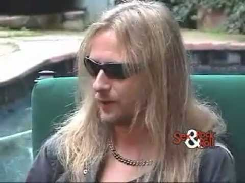 Jerry Cantrell - Sex N Rock N Roll Interview