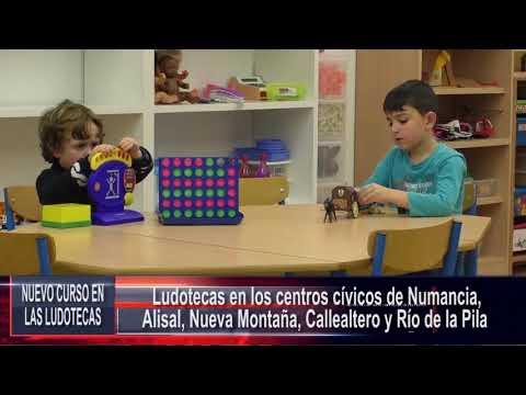 Actividades ludotecas Santander (septiembre-octubre 2017)