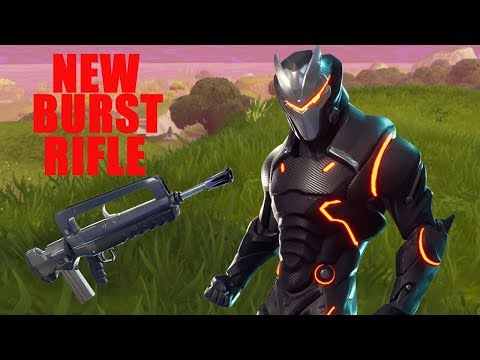 NEW Burst Assault Rifle! BEST Player on Youtube! [PC Player]