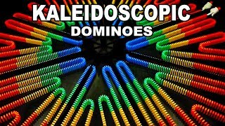 Kaleidoscopic Dominoes