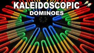 Kaleidoscopic Dominoes