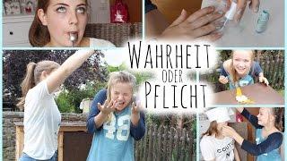 WAHRHEIT ODER PFLICHT | Mit Hannah ❤