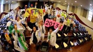 "LipDub ""Abra a Felicidade"" - Formandos Medicina UFAL  2013.1"