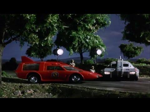 *Captain Scarlet* - Spectrum Catch Captain Black's Vehicle