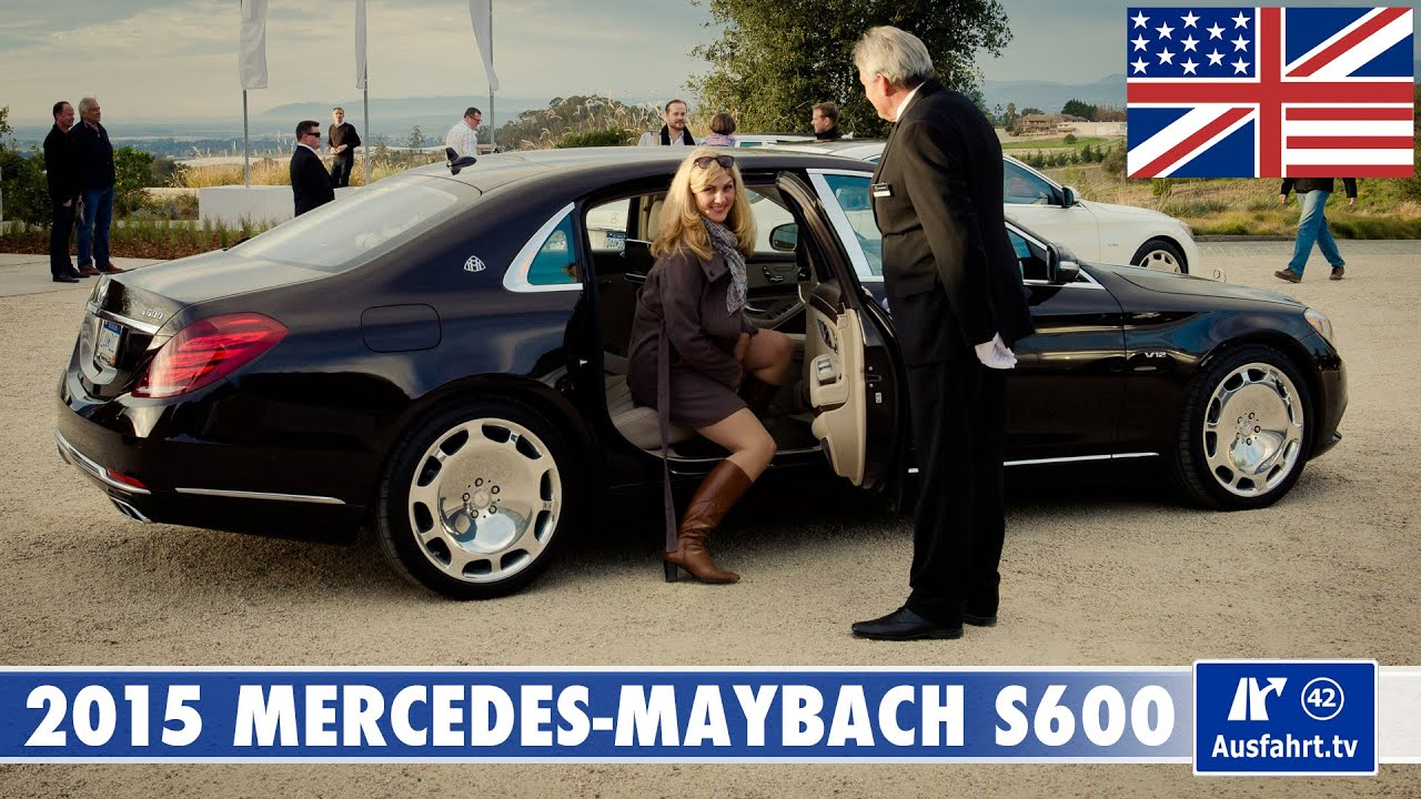 2015 mercedes-maybach s600 v12 - test, test drive and in-depth car