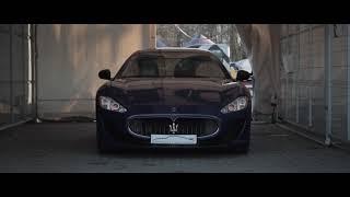 Jazda Maserati GranTurismo MC Stradale video