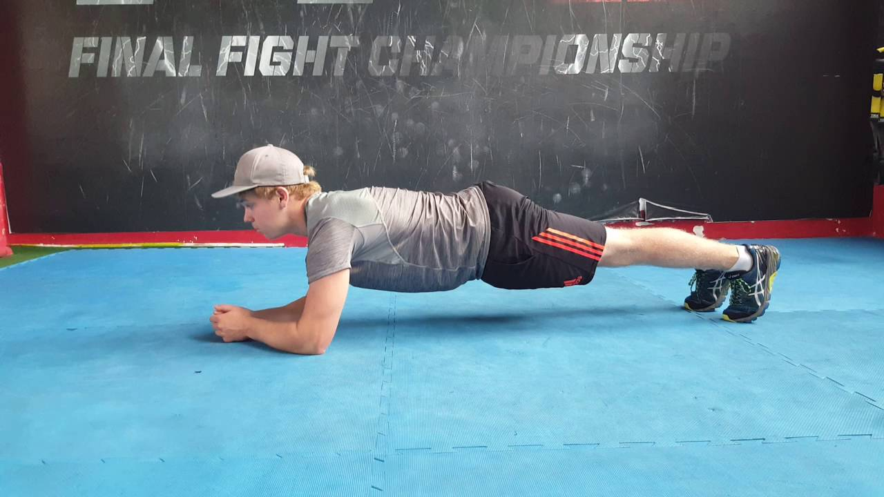 Plank test - YouTube
