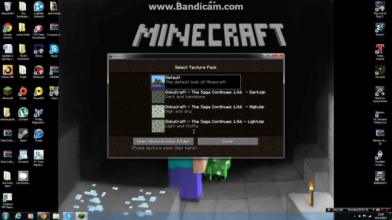dokucraft 1.4.6 minecraft