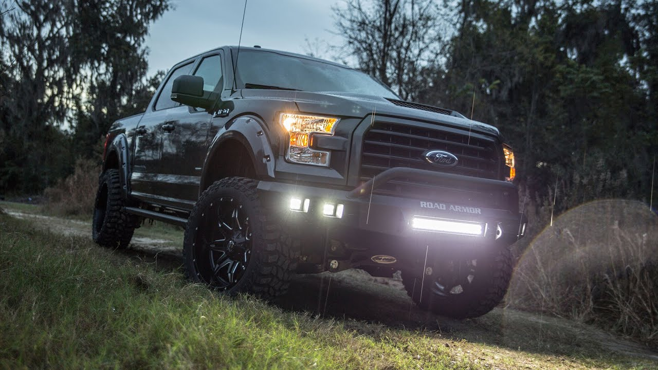 Custom Truck Build 2015 Ford F150 2 7 Liter Ecoboost At