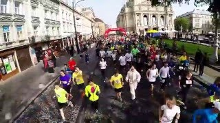 Львівський напівмарафон - 2016 / Lviv Half Marathon - 2016