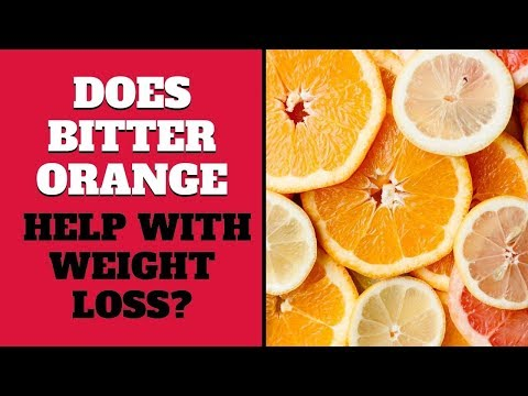 Does Bitter Orange help with Weight Loss?