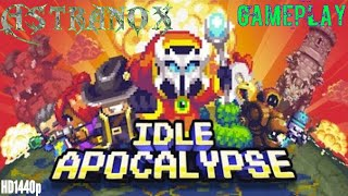 Idle Apocalypse Gameplay Review #15 - Idle Apocalypse Guide Strategy Tips Android Game iOS Mobile