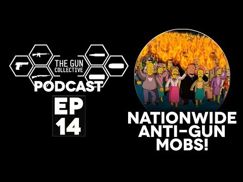 Nationwide Anti-Gun Mobs | TGC Podcast | Ep. 014