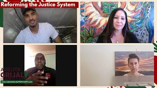 Plática with Adelita Grijalva: Reforming the Justice System