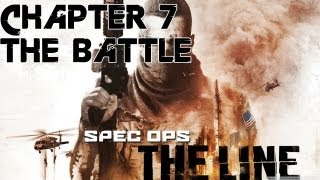 """Spec Ops The Line - Part 7 (Chapter 7) """"The Battle"""""""