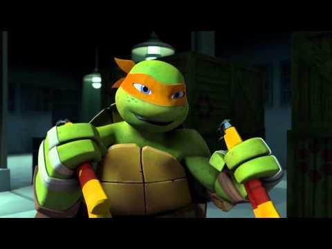 Michelangelo Teenage Mutant Ninja turtles - YouTube
