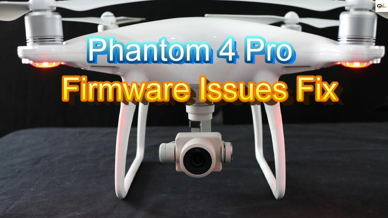 how to fix witing on phantom 3 pro