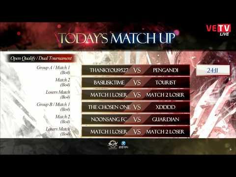 Blade & Soul World Championship 2017  - Ngày 1