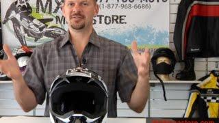 2015 Fox V1 Youth Motocross Helmet at MxMegastore.com