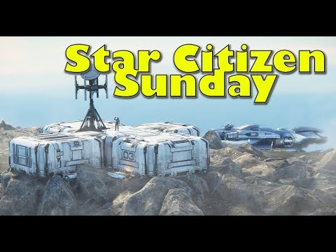 Star Citizen Sunday | 3.0 Update, Land Claim Q&A, GravLev Tech