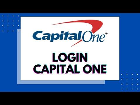 Capital One Login - Capital One Online Banking Login Steps   Login Sign In Tutorial   Capital One