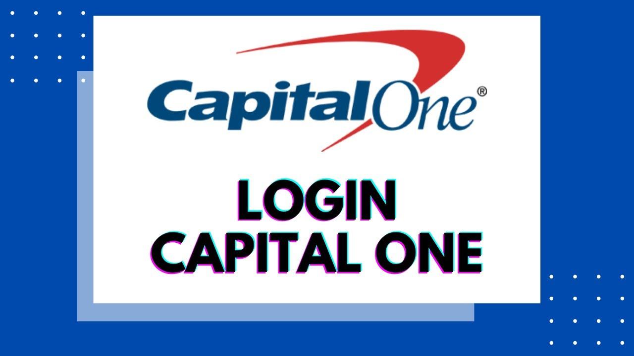 Capital One - Capital One 8 Login Online Banking
