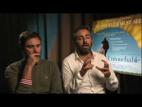 Olivier Nakache and Eric Toledano Interview - Untouchable
